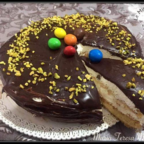 Torta Di Pandoro E Mascarpone