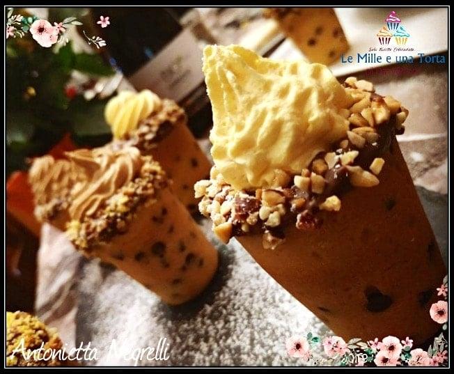 Bicchierini Di Pasta Frolla Montersino Con Crema Zabaione 2
