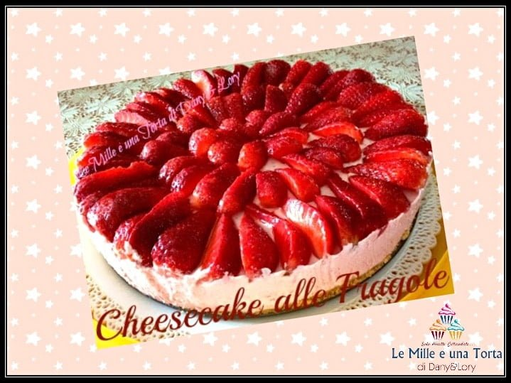 Cheesecake Alle Fragole 2