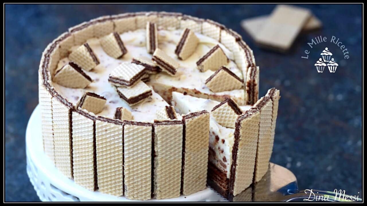 Cheesecake Cremosa Ai Wafer Fresca E Senza Cottura