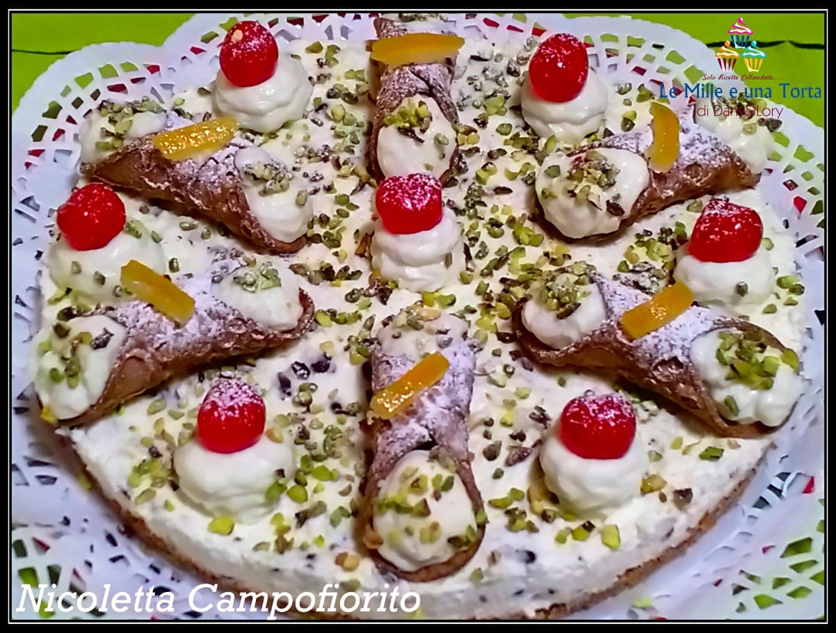 Cheesecake Fredda Gusto Cannoli Siciliani 2