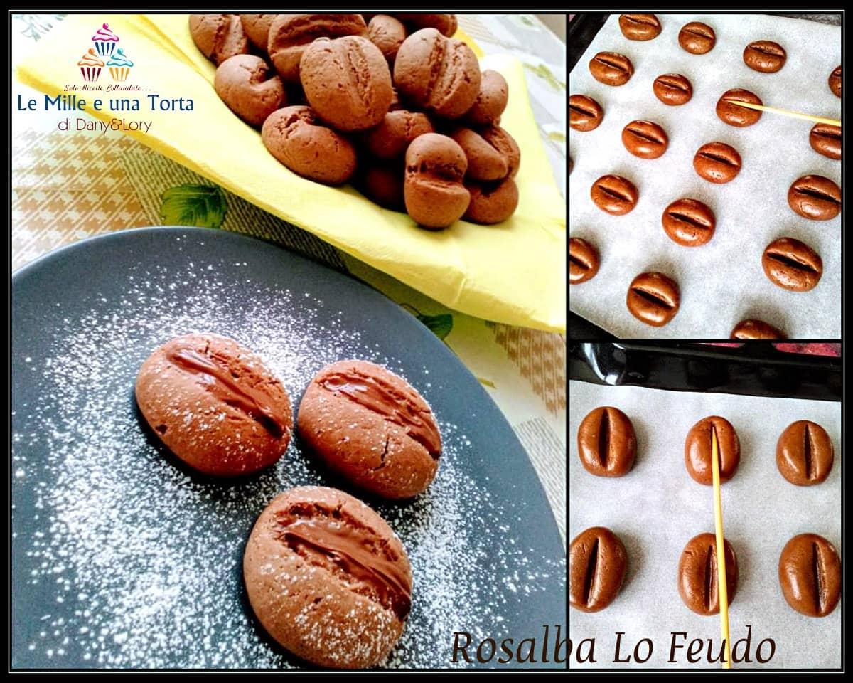 Chicchi Di Caffe Biscotti Semplici E Golosi 2