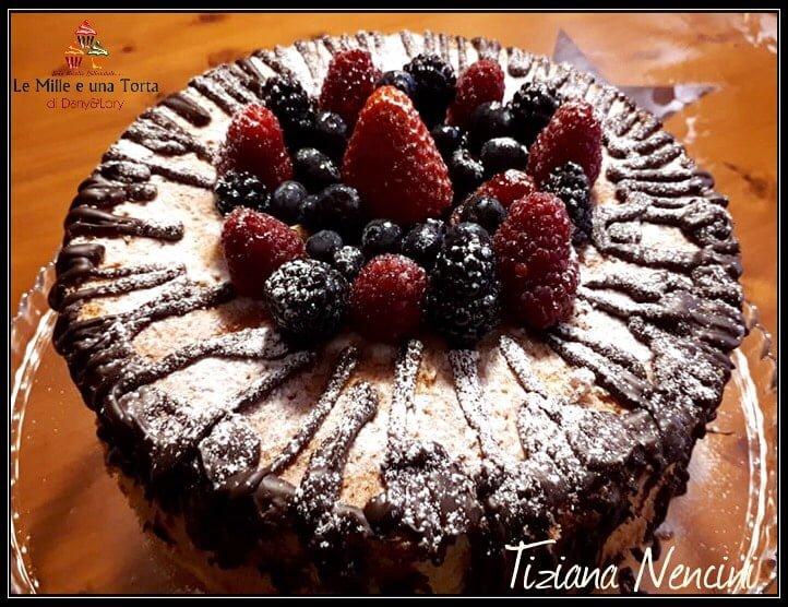 Chiffon Cake Sofficissima 2