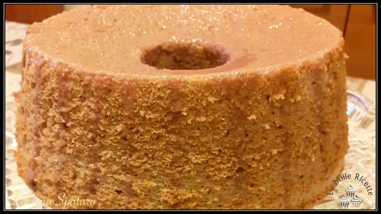 Chiffon Cake Al Melograno Sofficissima Senza Burro
