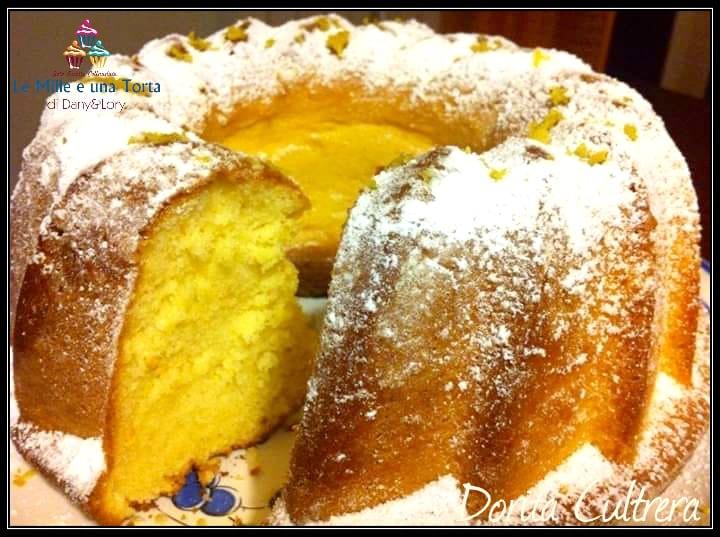 Ciambellone Al Limone Torta Senza Burro 2