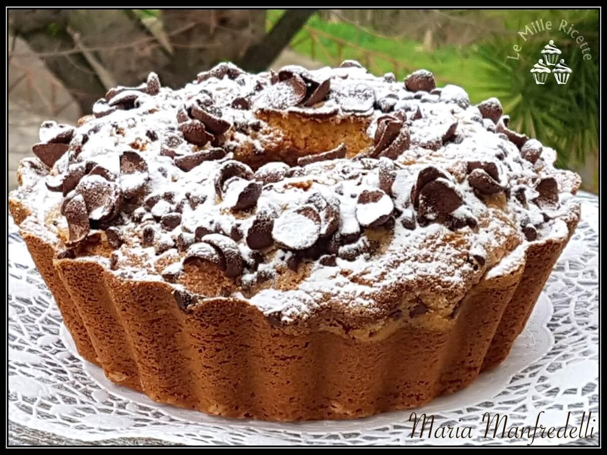 Ciambella soffice,Ciambellone,Ricetta ciambellone,Ciambellone al cioccolato,Ciambellone soffice