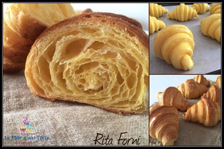 Croissant Ricetta Cornetti 2010 Di Leonardo Di Carlo 2