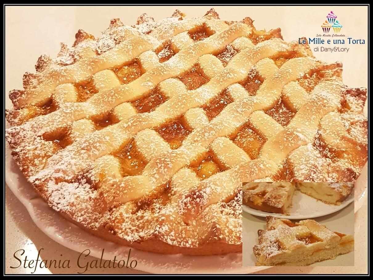 Ricetta Pasta Frolla Zucchero Normale.Crostata Alla Marmellata Pasta Frolla Che Si Scioglie In Bocca Con La Ricetta Della Nonna