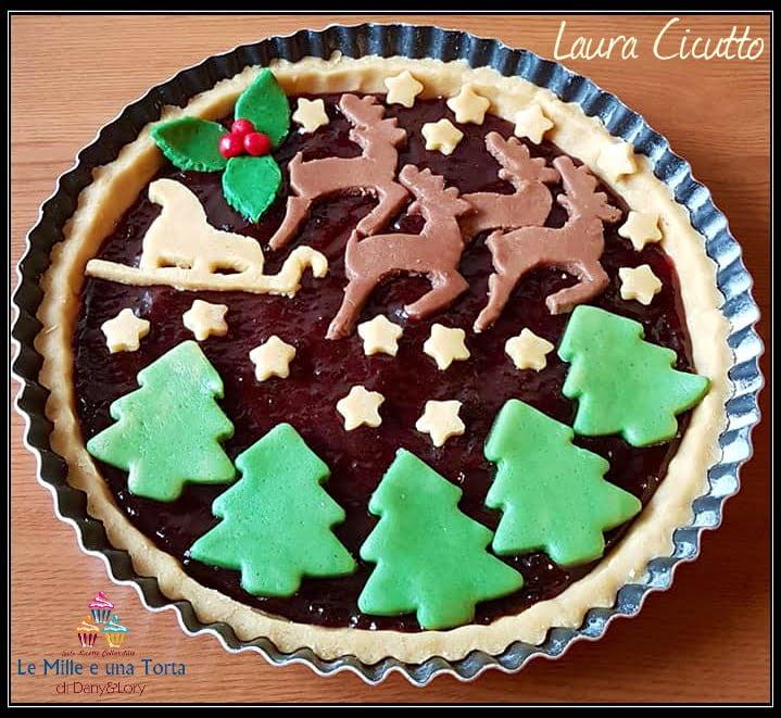 Crostata Aspettando Il Natale 2
