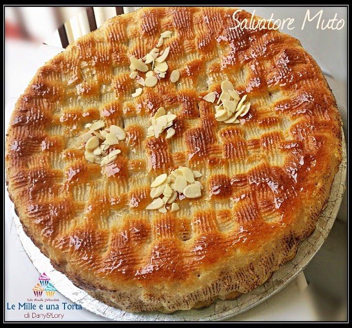 Crostata Delizia Di Mandorle Tre Consistenze Per Ununica Bonta 2