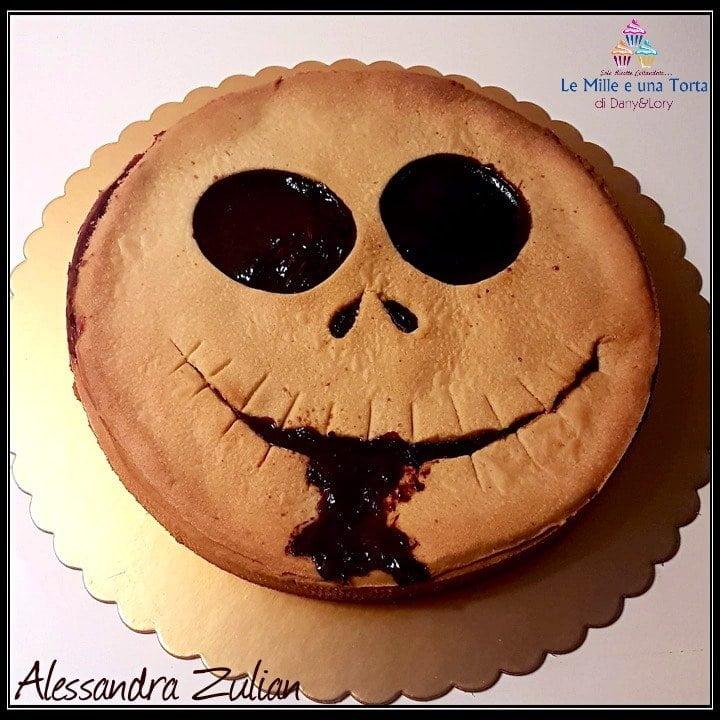 Crostata Di Halloween Con Confettura Ai Frutti Di Bosco 2