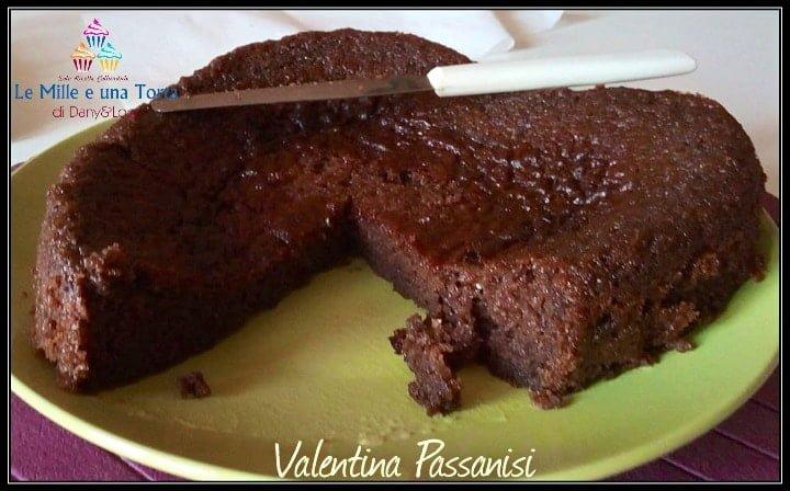Cuore Morbido Ricotta E Cioccolato La Torta Che Si Scioglie In Bocca 2