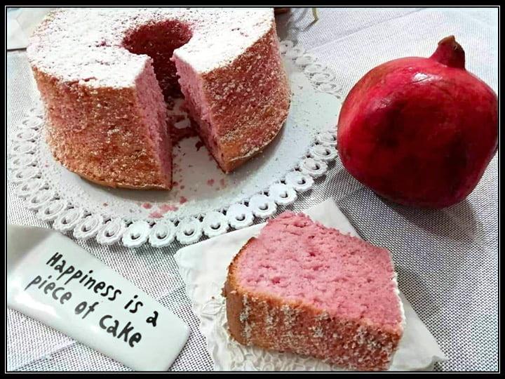 Flufflosa Al Melograno Sofficissima Torta Autunnale 2