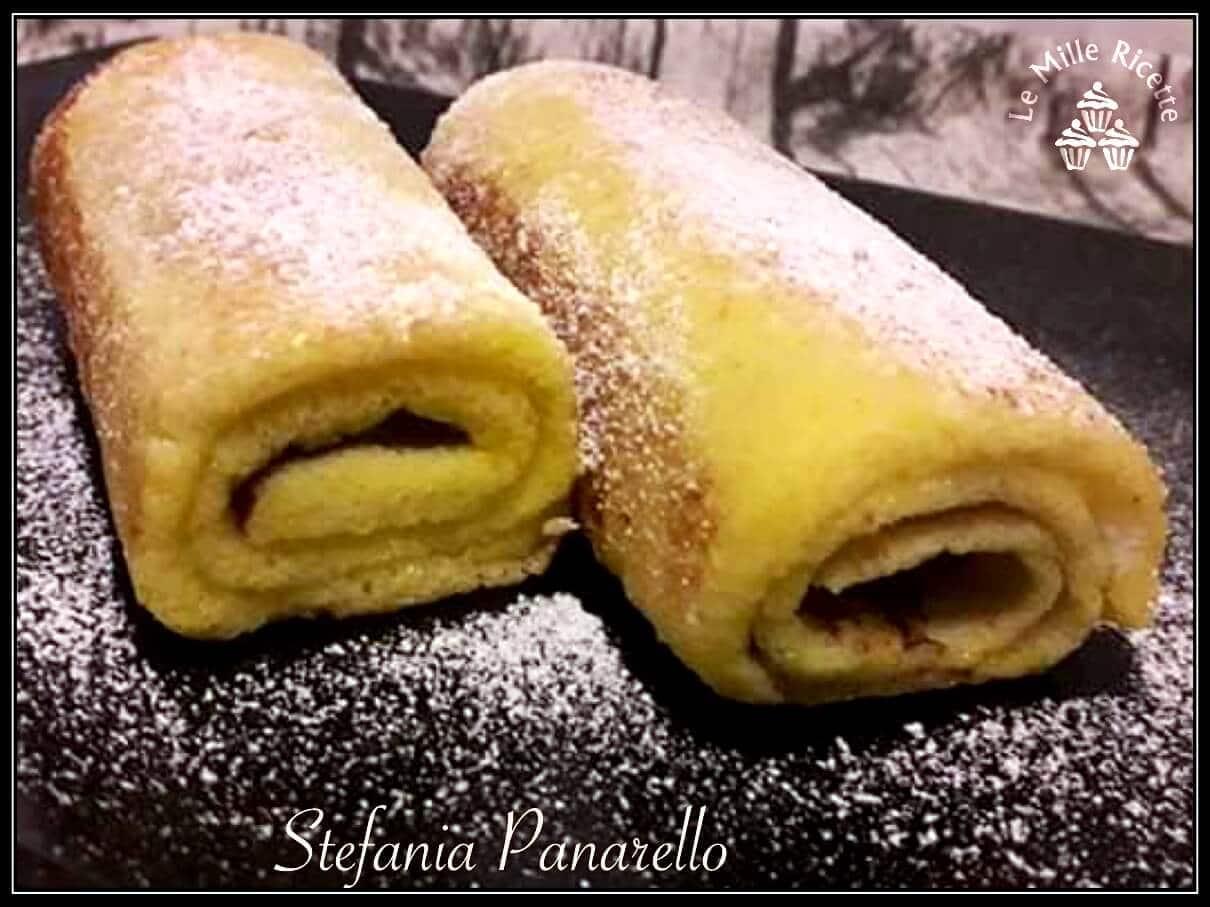 French Toast Roll Alla Nutella Velocissimi Con 2 Ingredienti E Senza Forno 2