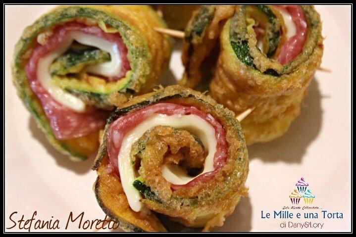 Girelle Di Zucchine Perfette Per Laperitivo Min 2