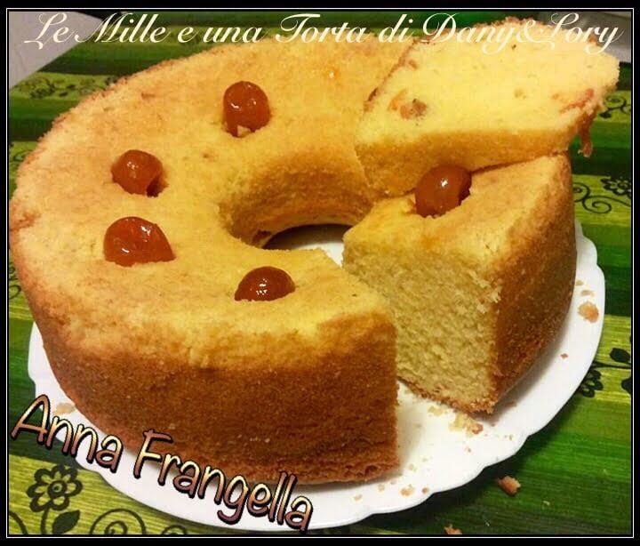 CHIFFON CAKE AL KUMQUAT