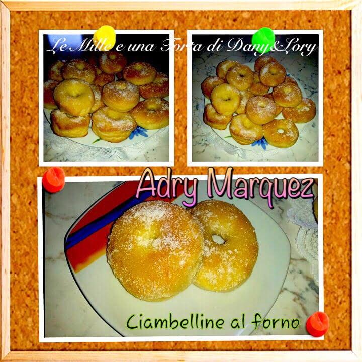 CIAMBELLINE AL FORNO
