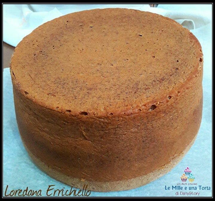 Ricetta Pan Di Spagna Al Cioccolato Bimby.Pan Di Spagna Al Cacao Torta Senza Lievito