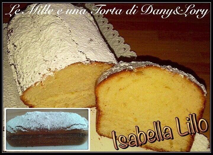 Plumcake Allo Yogurt E Limone Con Il Bimby 2