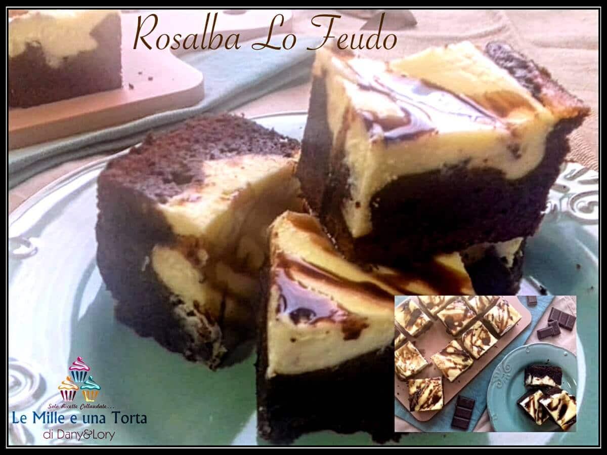 QUADROTTI-DI-BROWNIES-CHEESECAKE-vaniglia-e-cioccolato