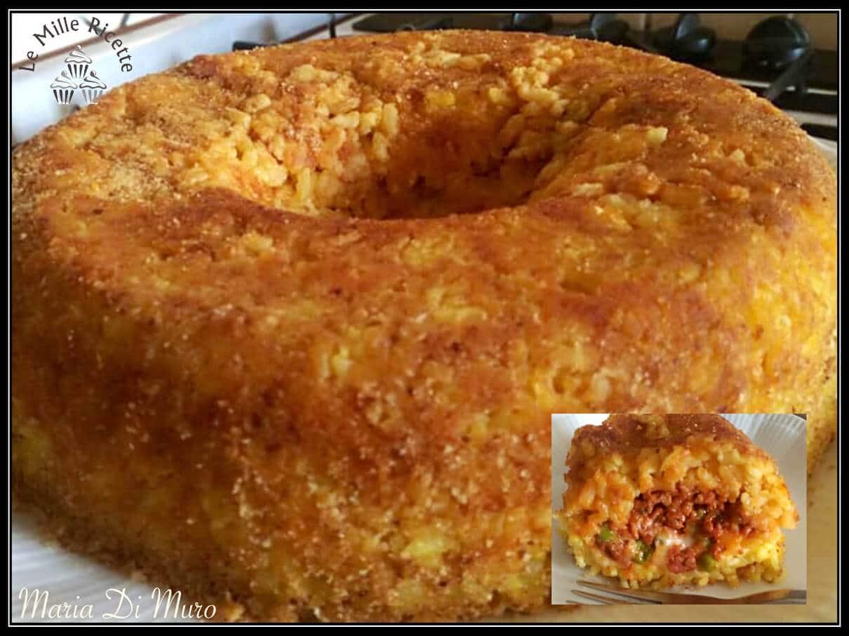 Timballo di riso,Timballo di riso al forno,Arancino,Arancino siciliani,Sformato di riso