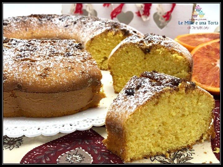Torta Allarancia Ricetta Del Pan Darancio Siciliano 2