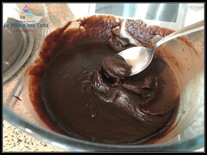 Torta Bocconotto Al Cioccolato. Ricetta Golosa Con E Senza Bimby Crema 1