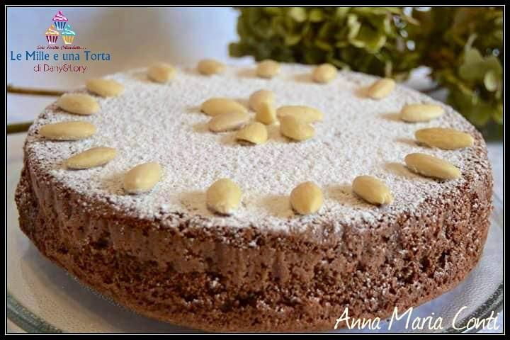 Torta Caprese Al Cioccolato Fondente E Mandorle Delizia Della Tradizione Campana 2