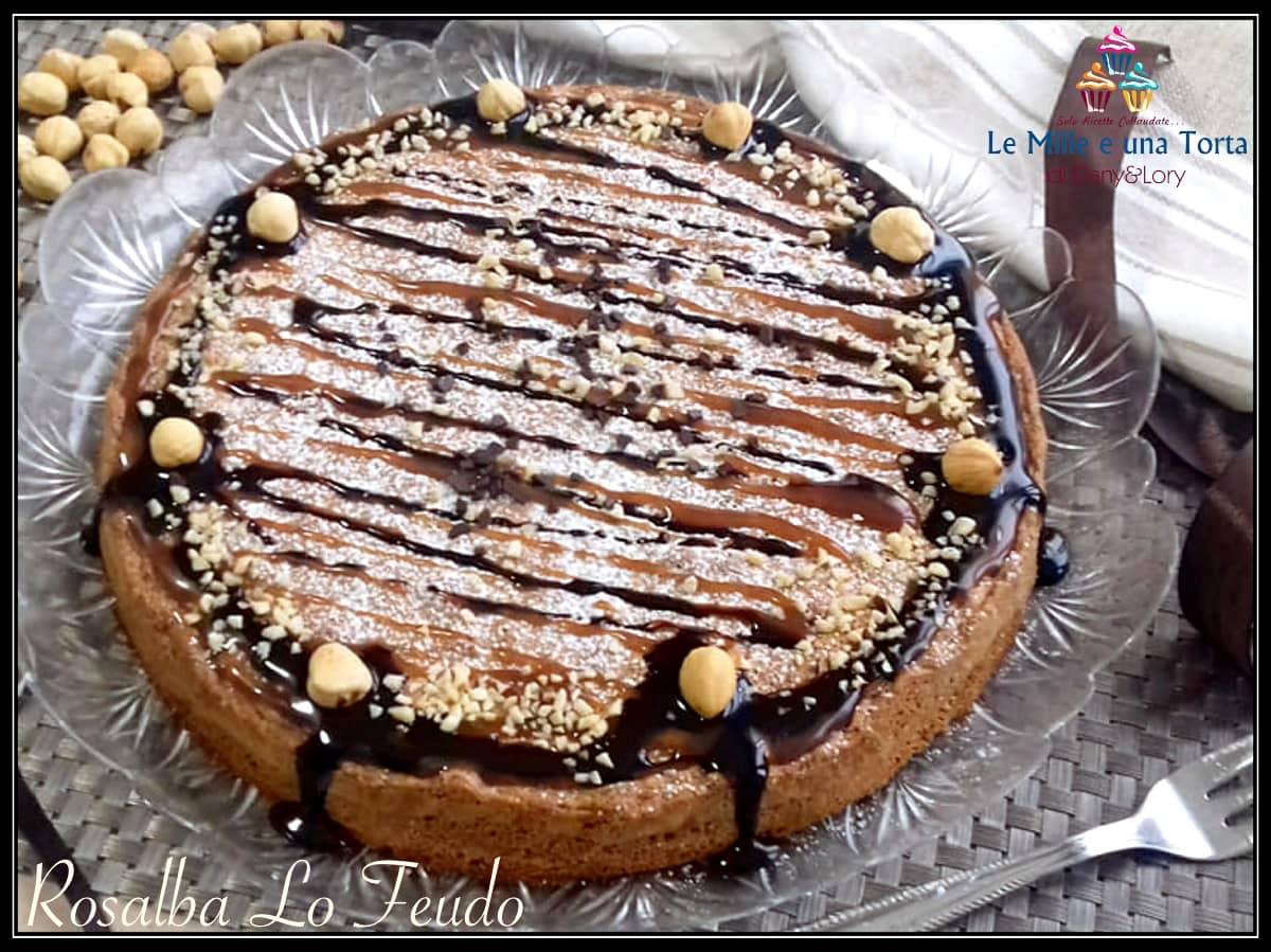 Torta Di Nocciole Velocissima Con Solo 3 Ingredienti 2