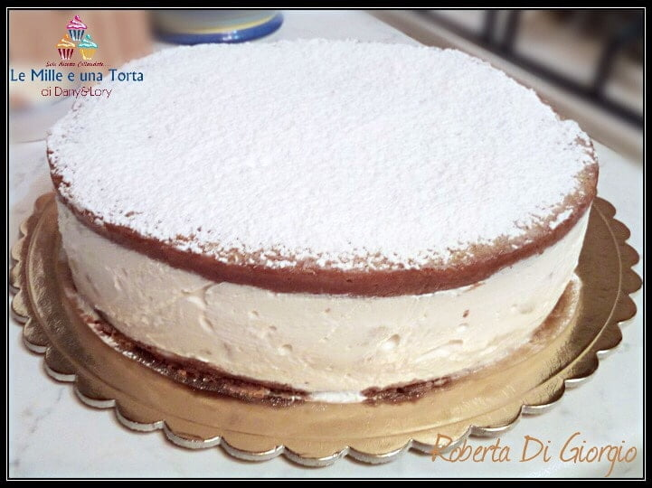 Torta Ricotta E Pere 2