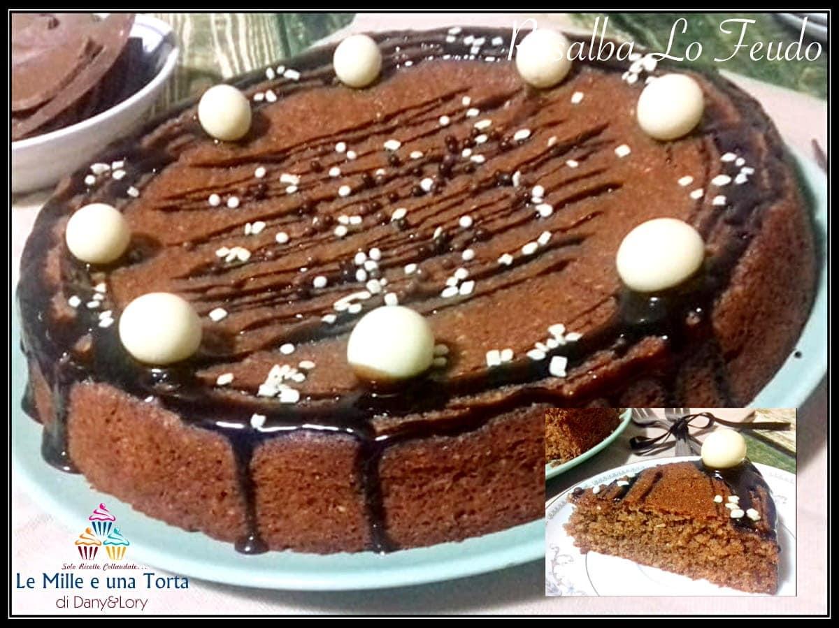 Torta Tenerina Ricetta Con Albumi E Cioccolato Al Latte 2
