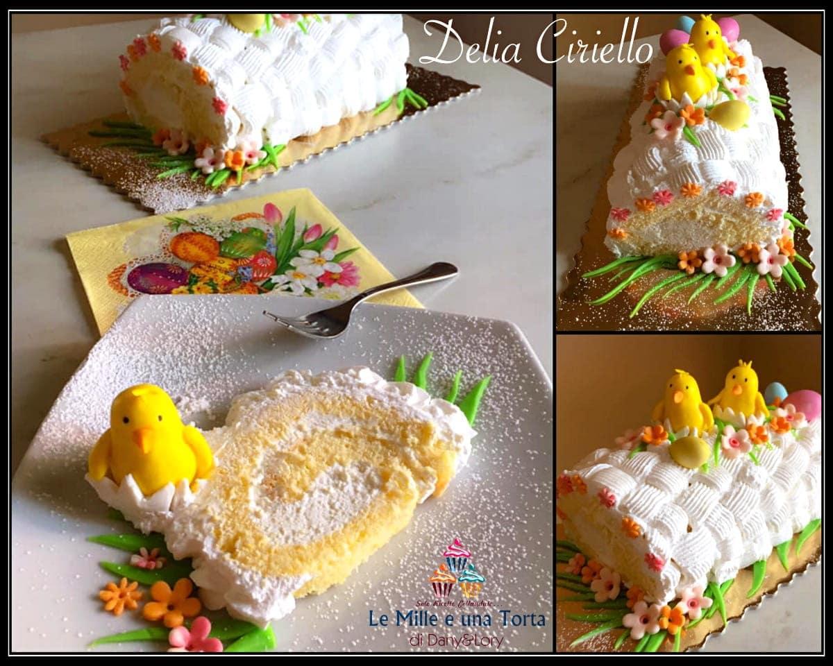 Tronchetto Di Pasqua Dolce Last Minute 2