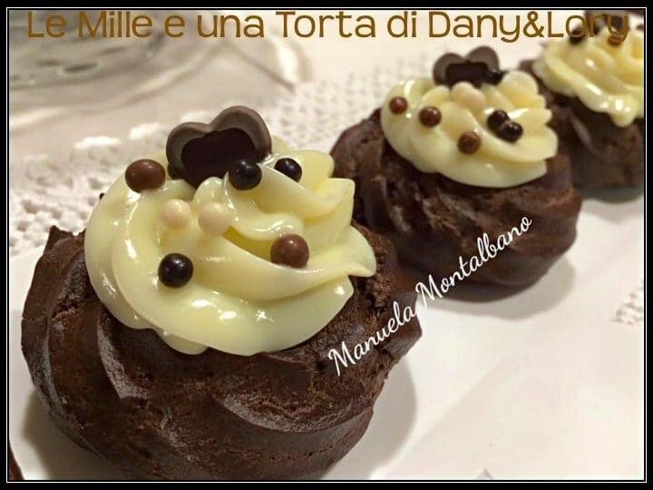 Zeppole Al Cacao Con Crema Pasticcera Con Il Bimby 2