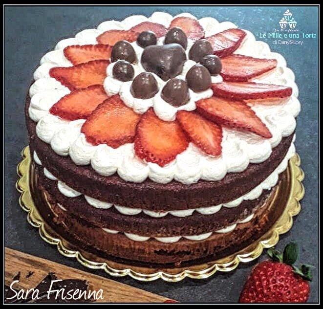 Cheesecake al cioccolato - senza lattosio - TuttoCheesecake.it