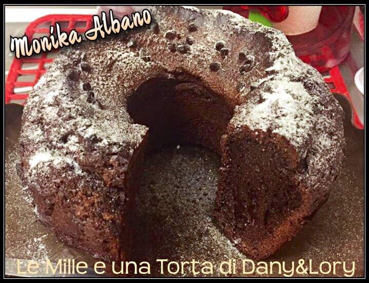 TORTA CHOCOLATE CON IL BIMBY