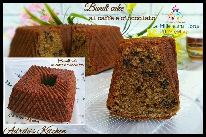 BUNDT CAKE AL CAFFÈ E CIOCCOLATO