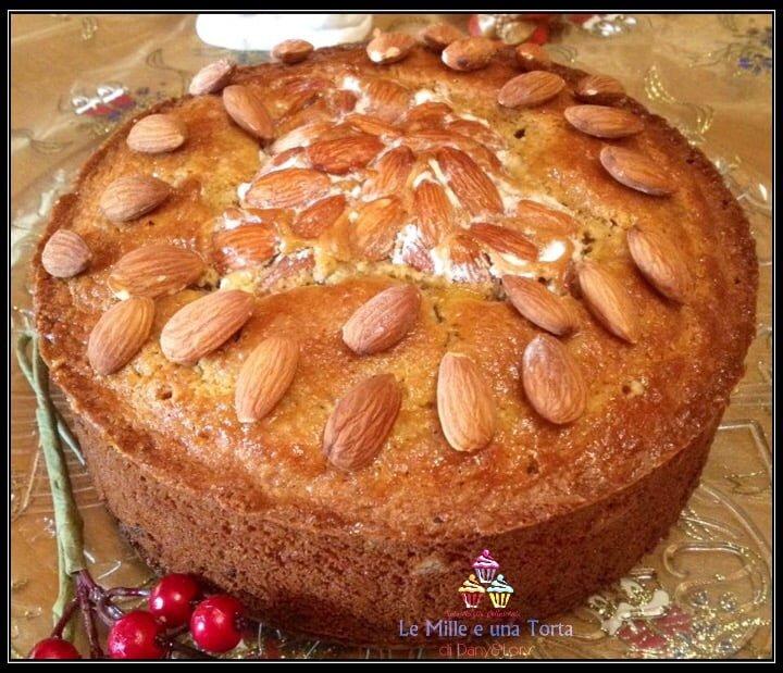 DUNDEE CAKE, TORTA TIPICA SCOZZESE