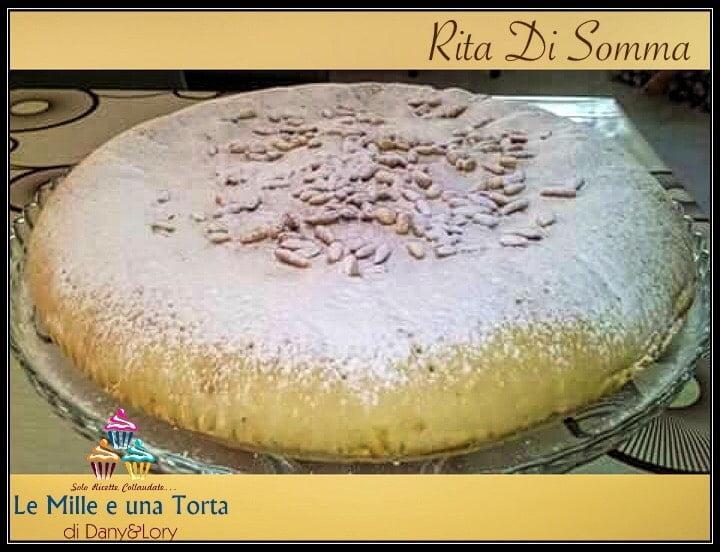 TORTA DELLA NONNA SENZA BURRO