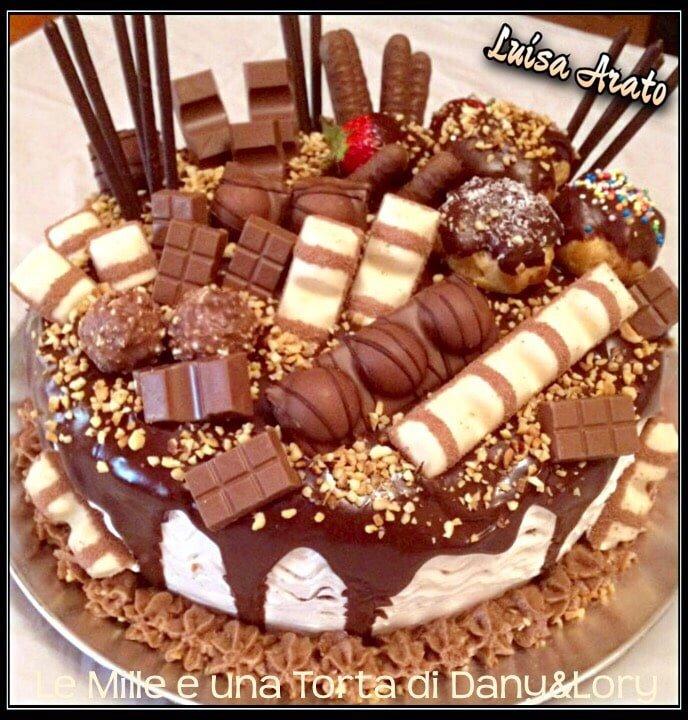 DRIP CAKE ROCHER