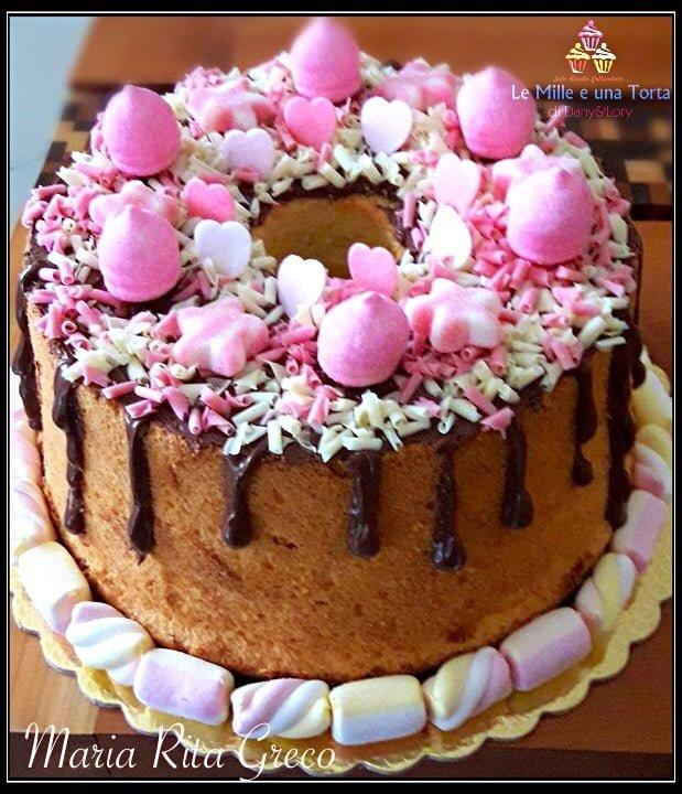 CHIFFON CAKE ALLA NUTELLA, CON IL BIMBY