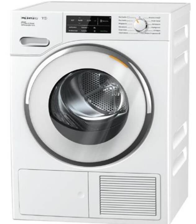 Asciugatrice Miele Twj 680 Wp Steamfinish