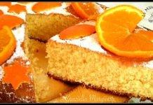 Torta All'arancia Sofficissima E Facile Ricetta Classica