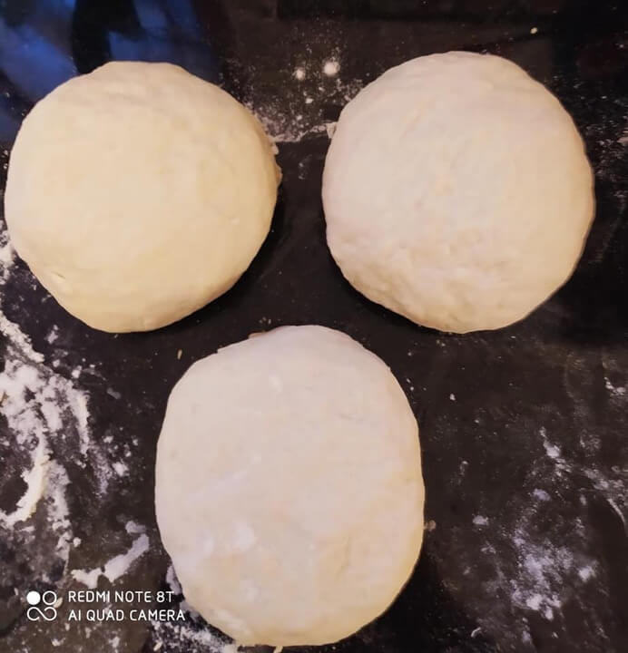 Mantije   Torta Salata Farcita, La Ricetta Originale Bosniaca (foto Passo Passo) 1
