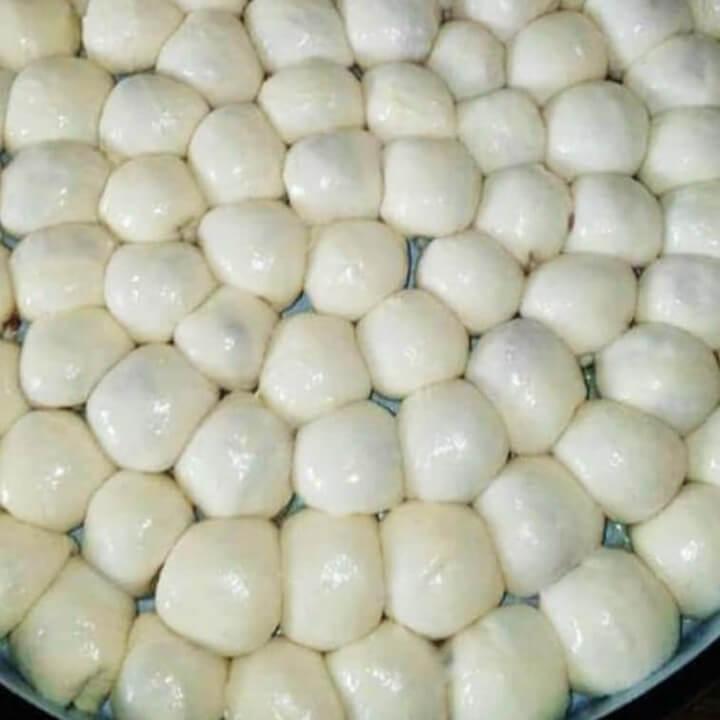 Mantije   Torta Salata Farcita, La Ricetta Originale Bosniaca (foto Passo Passo) 8