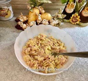 Torta Salata Con Pasta Sfoglia E Ripieno