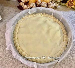 Torta Salata Con Pasta Sfoglia E Ripieno A Sorpresa 1