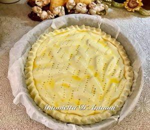 Torta Salata Con Pasta Sfoglia E Ripieno A Sorpresa 2