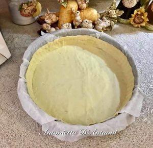 Torta Salata Con Pasta Sfoglia E Ripieno A Sorpresa 4