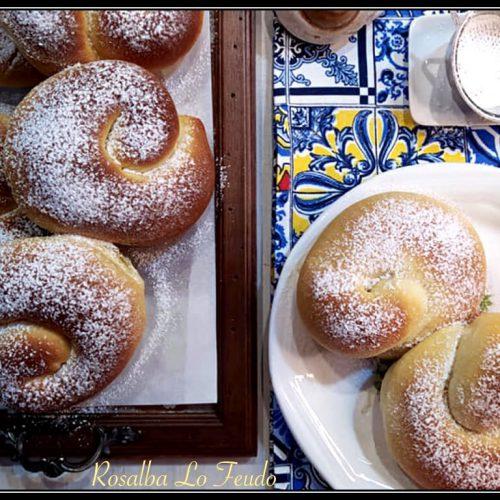 brioche di palma di maiorca | sofficissime e deliziose per la colazione
