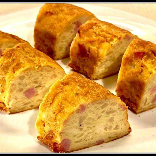 sformato di cavolfiore | tortino al forno dal gusto squisito